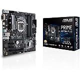 【Amazon.co.jp限定】 ASUS Intel H370 搭載 マザーボード LGA1151 対応 PRIME H370M-PLUS/CSM 【 mATX 】 統合マネージメントシステム搭載