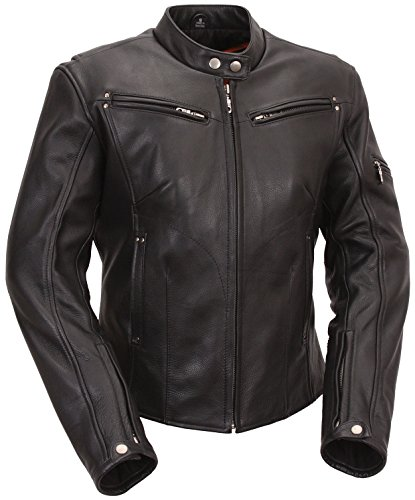 Lady Leather Jackets - 8