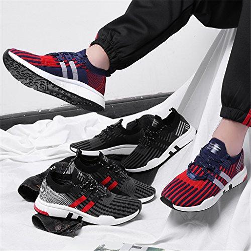 Légers Hommes De De Entraîneurs Les En Pour Marche Remise Sportifs Chaussures Redblue Forme Formateurs Gymnase Course Hommes Femmes De Pour Les Husk'sware PYnBZqxCw