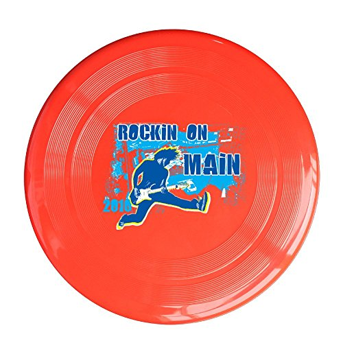 [JUN Rockin 150 Gram Ultimate Sport Disc Frisbee Red] (Lady Gaga Costumes Ahs)