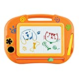 Magnetic Drawing Board Toy Magna Doodle For Kids - Erasable Colorful Drawing Board Writing Sketching Pad For Kids Inspiration And Colors - Travel Size