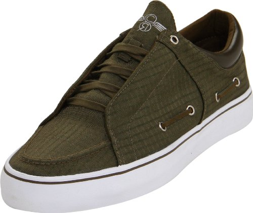 Loisirs Créatifs Hommes Luchese Sneaker Militaire Ripstop