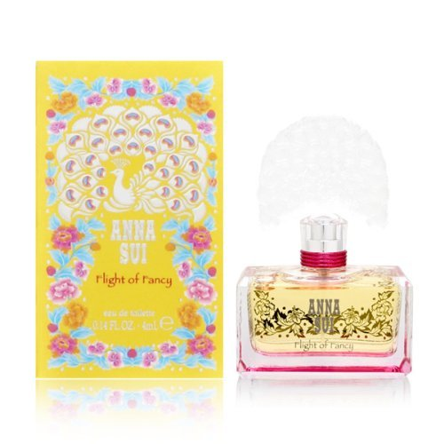 (Flight of Fantasy by Anna Sui for Women 0.14 oz EDT Mini )