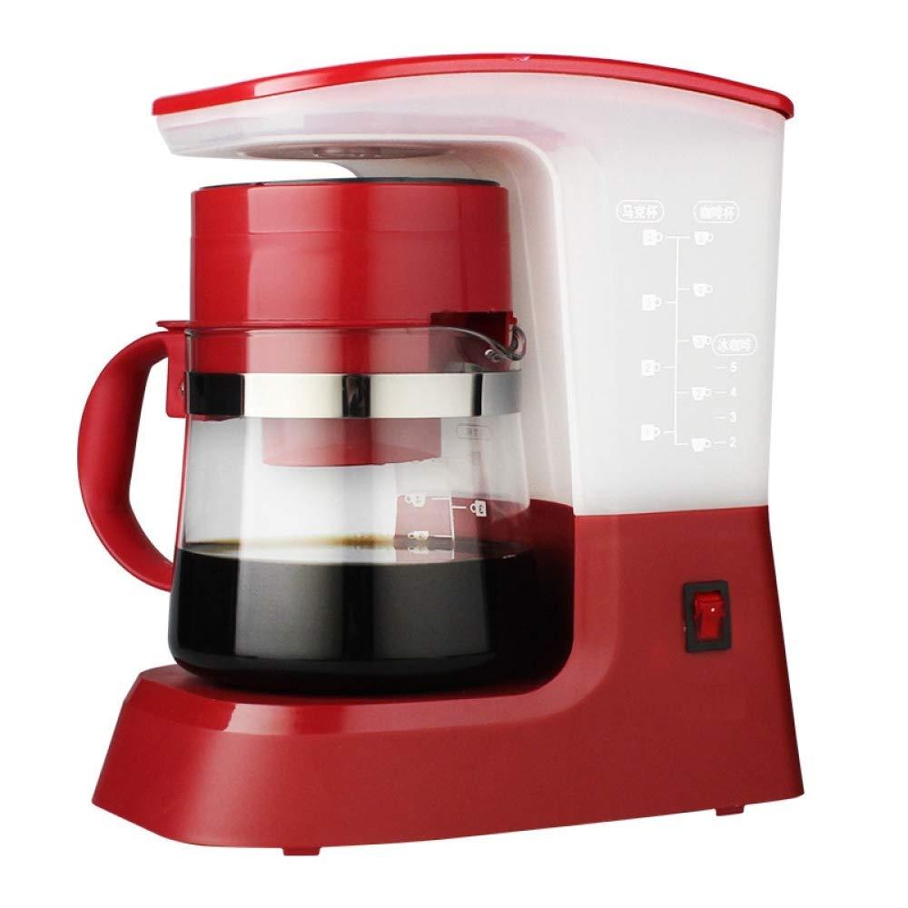 Shisky Máquina de café cafetera de goteo automática para el hogar ...