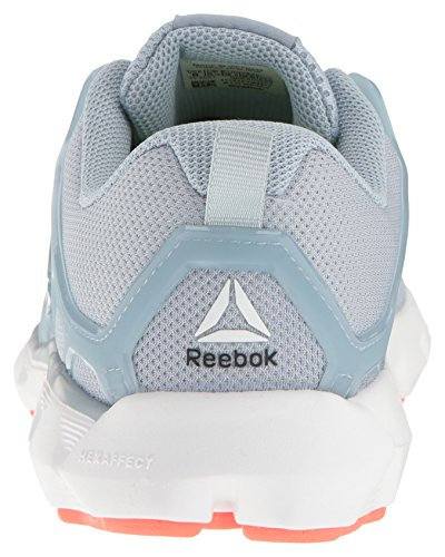 US 5 Track Gable Shoe C Vitamin Run Grey 0 M B MTM Reebok Hexaffect Black White Women's Black RnA7WxtP