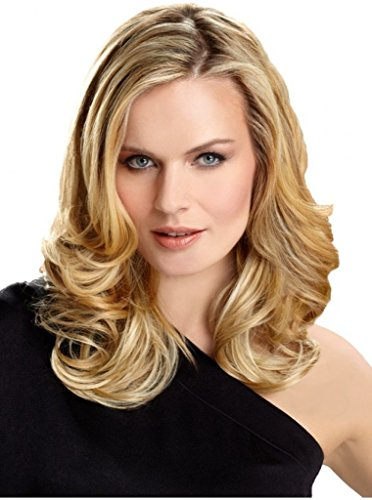 Hairdo 20 inch Soft Waves Tru2Life Styleable Synthetic Extension R25 Ginger Blonde - Extension Ginger