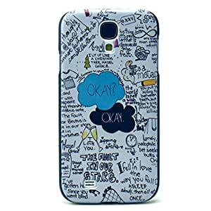 S4 Case,Galaxy S4 Case,Gift_Source Funny Series Picture [The fault in our stars Design pattern] Hard Back Case Cover Skin For Samsung Galaxy S4 i9500 +1 X Screen Protector and Stylus Pen by runtopwell