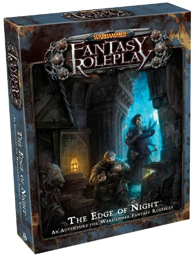 (Warhammer Fantasy Roleplay: The Edge of Night)