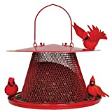 No/No Red Cardinal Bird Feeder  C00322, My Pet Supplies