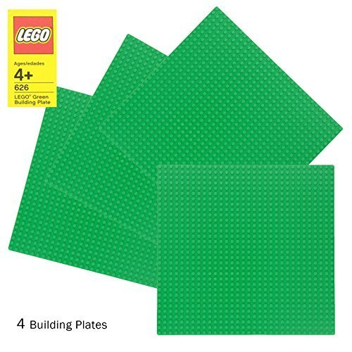 lego 10x10 building plate - 5