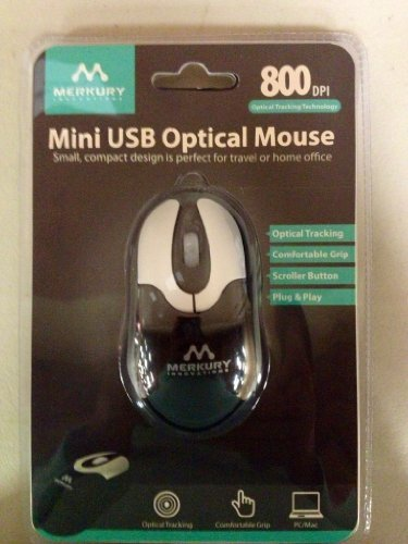 Mini USB Optical Mouse 800 DPI