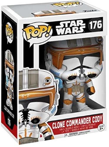 Funko Commander Cody Pop!