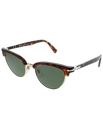 Persol 0PO3198S Gafas de sol, Ojos de gato, 50, Havana ...