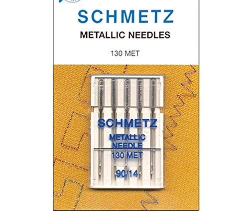 Schmetz Metallic Machine Needles 90/14