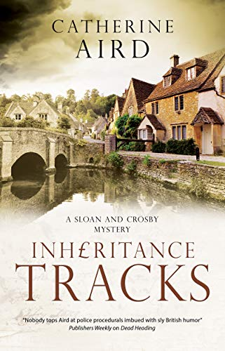 Inheritance Tracks (A Sloan and Crosby Mystery Book 25) by [Flint, Shamini]
