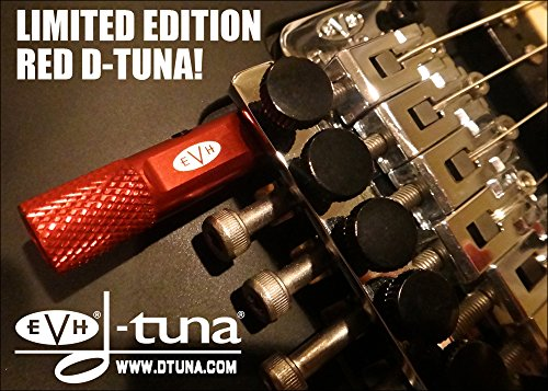 EVH D-Tuna Drop D Tuning System - - Evh D-tuna Drop