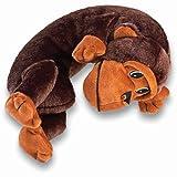 Childrens Rainforest Monkey Travel Neck Pillow