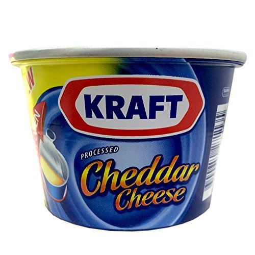 Kraft Processed Cheddar Cheese 200g