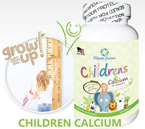 Health Essence Children's Calcium with Magnesium
