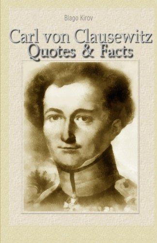 Download Carl von Clausewitz: Quotes & Facts pdf epub