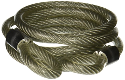ABUS 46 Flexible Braided Steel Cable, 7/16'' Diameter (6 feet) by ABUS
