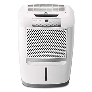 Electrolux EXD15DN3W - Deshumidificador (315 W, 230 V, 50 Hz, 50 Db, Color blanco, 37 cm)