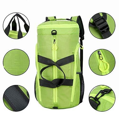 Handbag Shoulder Bag Luggage Bag Weekend Gym Sports Travel EGCLJ Folding Fitness Backpack