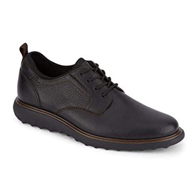 Dockers Mens Armstrong Leather Smart Series Dress Casual Oxford Shoe | Oxfords