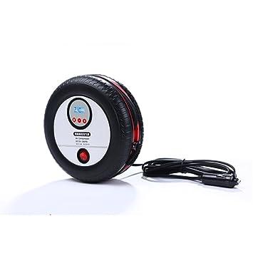 Compresores De Aire Digital Aire Del Coche De Doble Cilindro Del Hogar Bomba Eléctrica 12V Neumático