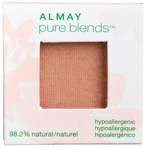 Almay Pure Blends Eyeshadow, Apricot, 0.09-Ounces