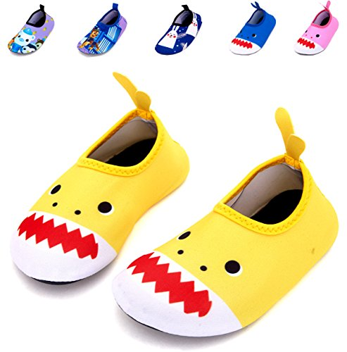 Swim Water Barefoot Women for Kids Giotto Shoes Quick Men Dry Slip E Non yellow E4wqUqHR5v