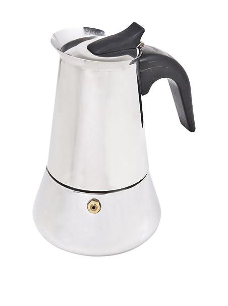 Jomafe Coffeexpress - Cafetera Italiana de inducción, 4 Tazas ...