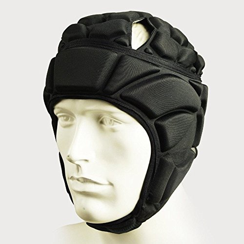 New Goalkeeper Football or Soccer helmet Safety Protector