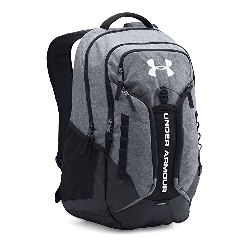 Under Armour Storm Contender Backpack, Graphite/White, One Size