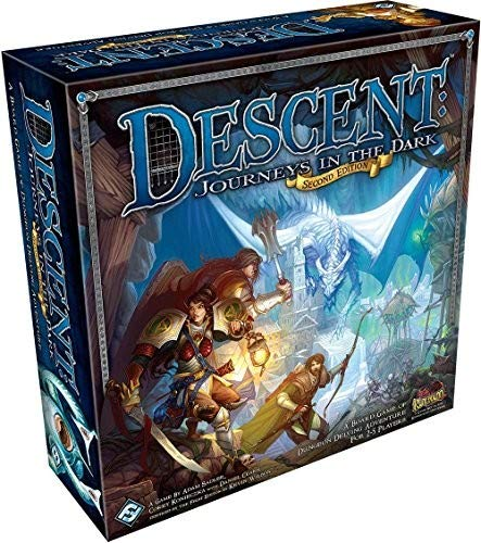 Fantasy Adventures In (Descent Journeys in the Dark Second Edition)