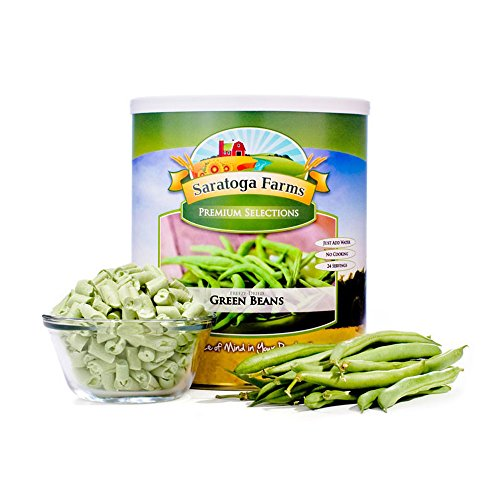 Saratoga Farms Freeze Dried Green Beans ()