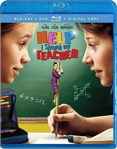 Help, I Shrunk My Teacher 2015 Dual Audio Hindi 720p BluRay