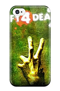 New Arrival Case Specially Design For Iphone 4/4s (left Dead) 8325646K66322282