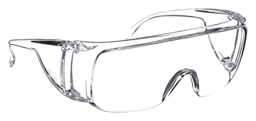 OTG Scratch-Resistant Condor Clear Safety Glasses
