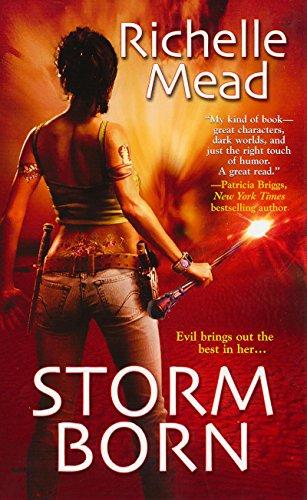 Storm Born (Dark Swan Book 1)