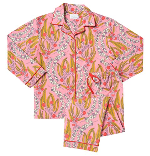 The Cat's Pajamas Damen Schlafanzug Rosa rose