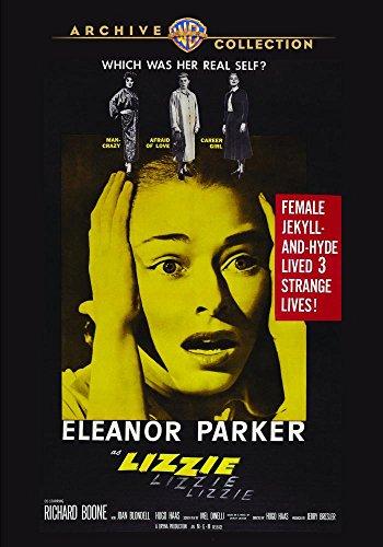 Lizzie (1957) (1957 Dvd)