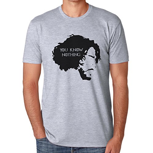 You Know Nothing Game Of Thrones Herren T-Shirt