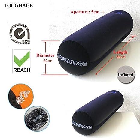 Amazon.com: Inflatable Circular Pillow Sofa Chair Position ...