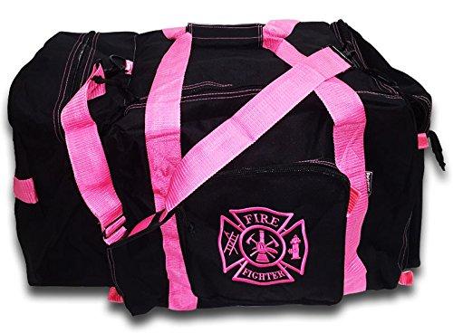 DutyWear Women's Deluxe Fire Gear Bag (Firefighter Logo)