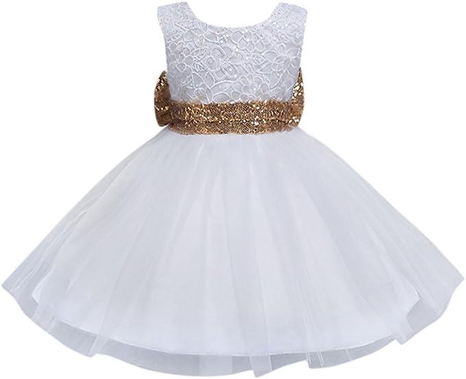 Abito Cerimonia 4 Anni.Mbby Vestiti Bambine Paillettes 1 4 Anni Vestito Da Cerimonia Per