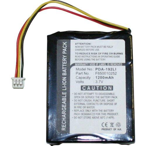 Ultralast PDA-192LI Tomtom GPS Replacement Battery