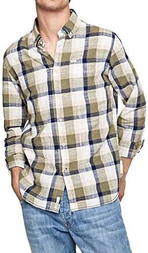 Pepe Jeans Camisa 0AA Landon: Amazon.es: Zapatos y complementos