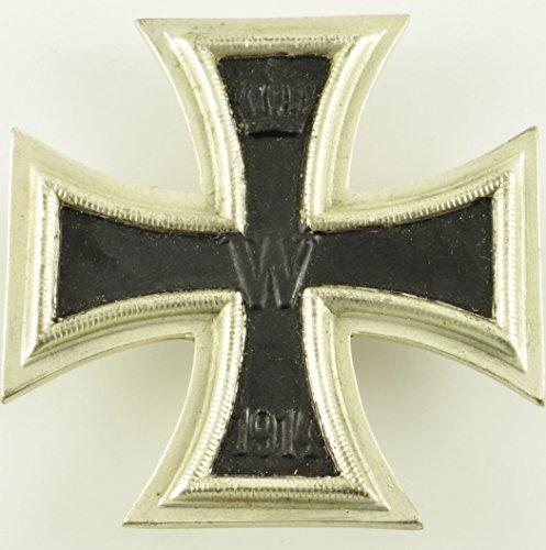 WW Germany Collection Iron Cross 1st class 1914 (award Order, medal, souvenir, Lapel Pins) COPY - 1914 Iron Cross