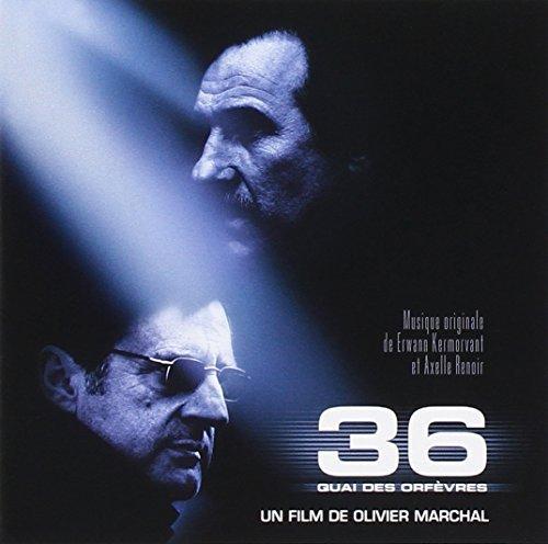 36 Quai Des Orfevres by Various (2008-01-13)